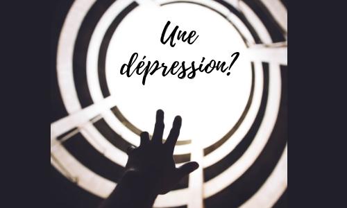 Une dépression sans le savoir?
