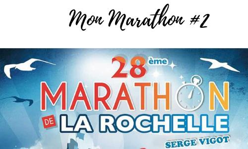 Mon 2ème marathon – La Rochelle